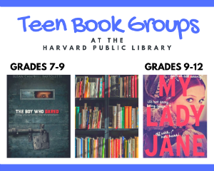 Teen Book Groups