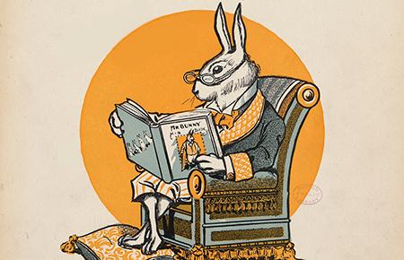 storytime rabbit