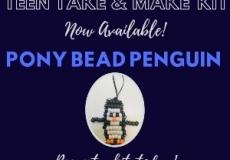 PonyBead Penguin