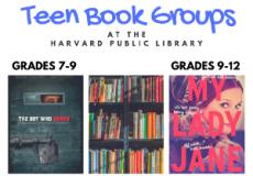 Teen Book Groups